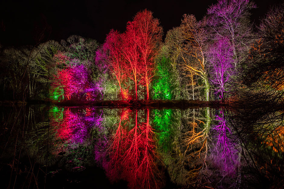 Ready, Set, Glow this Christmas at the RHS Gardens