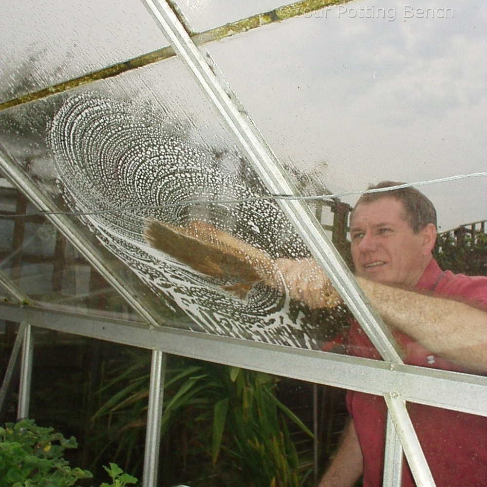 Step 1 of How to care for your Greenhouse