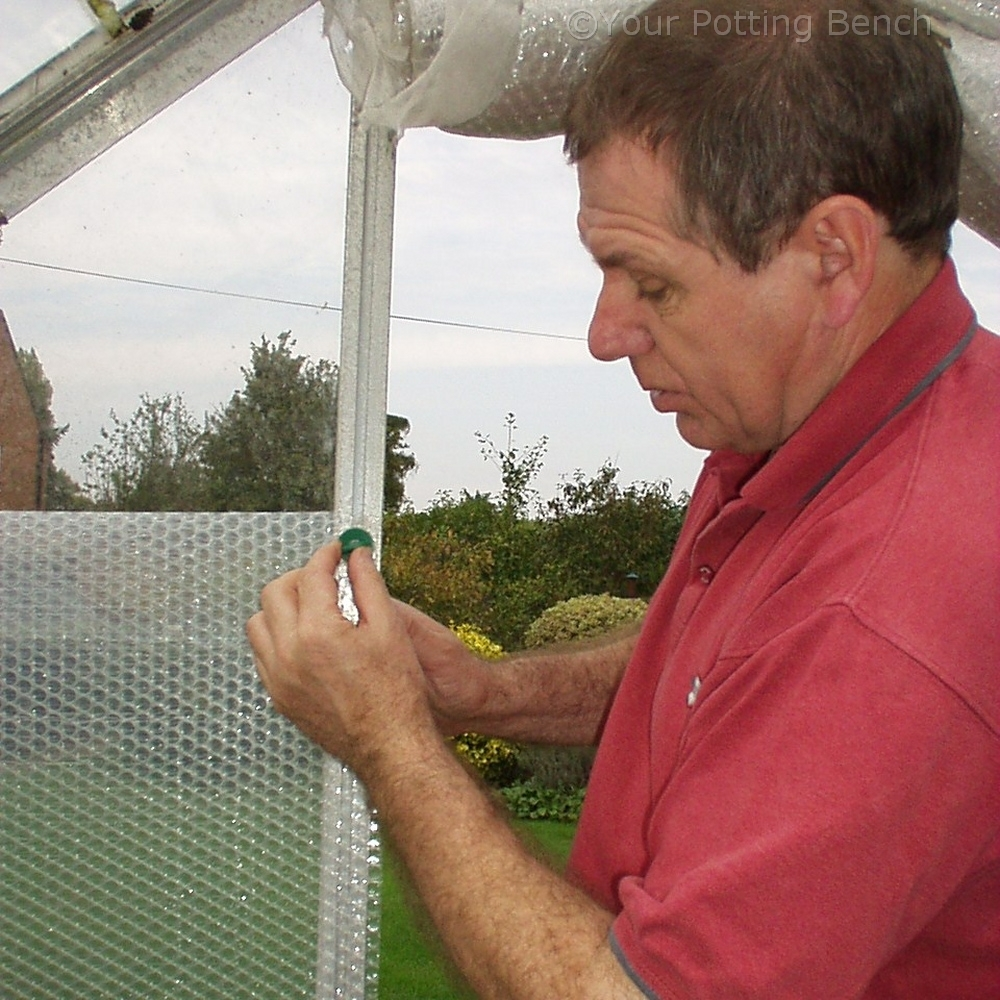 Step 4 of How to care for your Greenhouse
